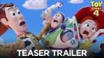Toy Story 4 - Rilasciato il Teaser Trailer