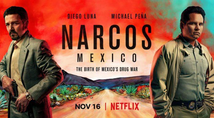 Narcos: Messico, da oggi disponibile su Netflix