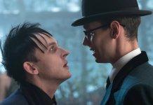 Gotham 5: svelato il look di Pinguino e dell'Enigmista