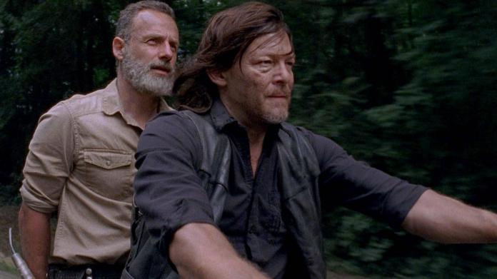 The Walking Dead: Norman Reedus e Andrew Lincoln