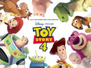 Toy Story 4 : FanArt con John Wick