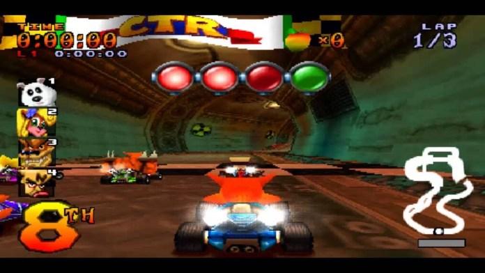 Game Awards Crash Team Racing