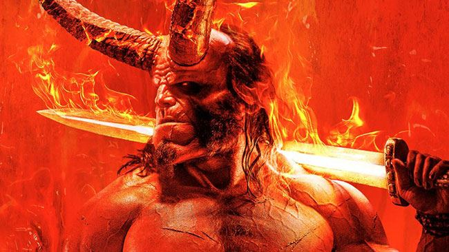 Hellboy Lionsgate