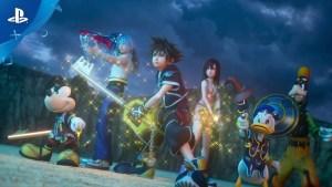 KH3: ecco il video gameplay ufficiale Square Enix