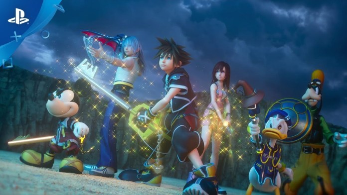 Kingdom Hearts III Nomura Leaks