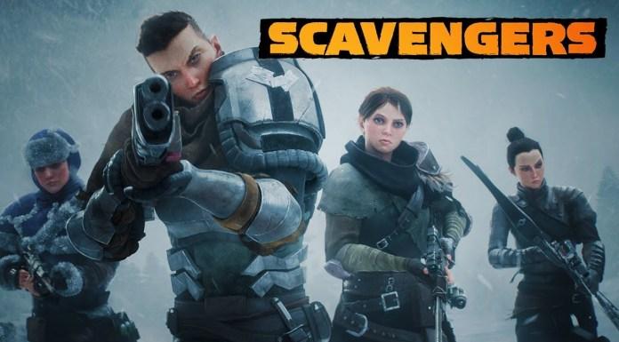 Scavengers Game Awards Logo