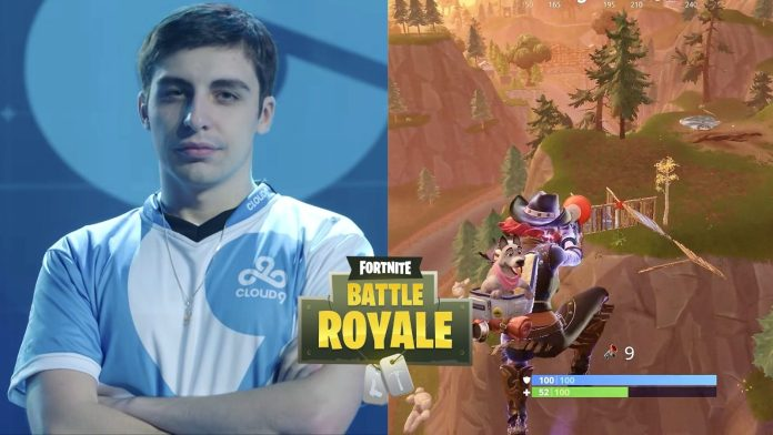 Shroud Fortnite 2018 twitch