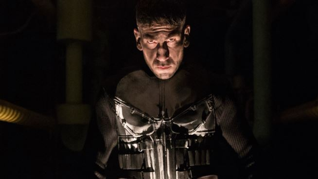 Marvel Netflix The Punisher
