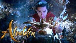 Aladdin: nuova immagine dal set del remake in live-action