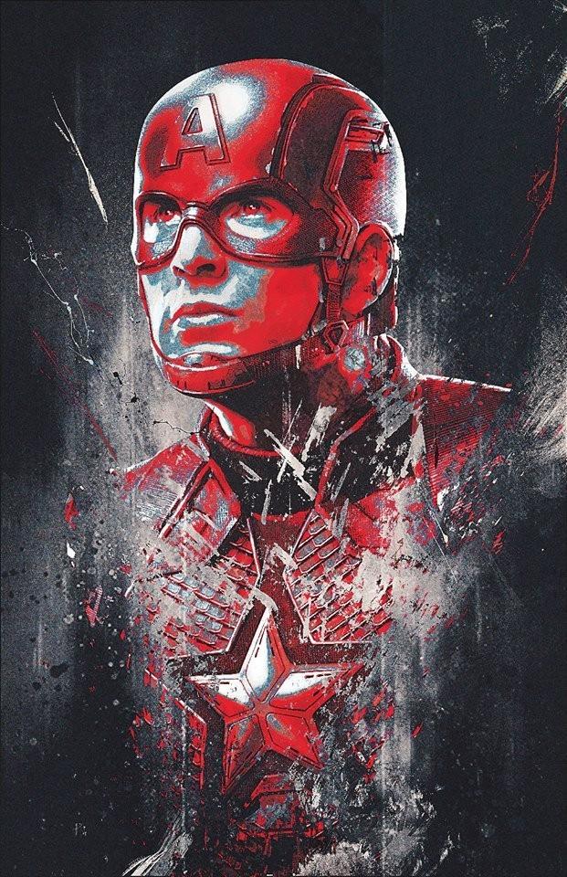 Avengers: Endgame - Captain America