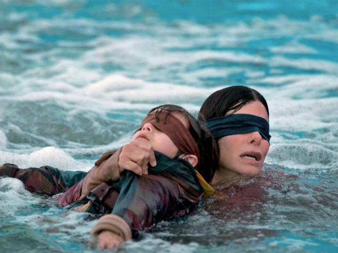 Bird Box - con Sandra Bullock