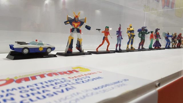 L'imbattibile daitarn 3 - 3D collection