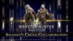 Monster Hunter: World aggiunge un evento a tema Assassin's Creed