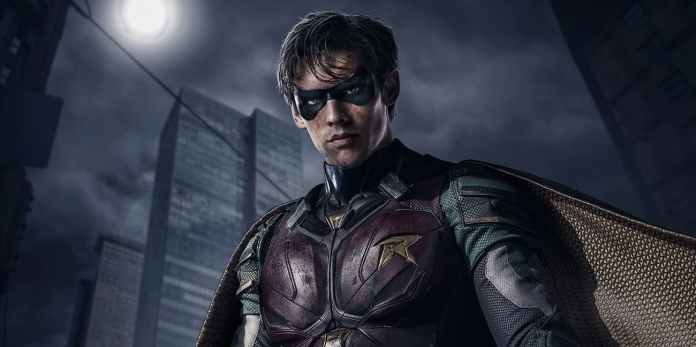 DC Comics - Robin - Dicky Grayson - Batman