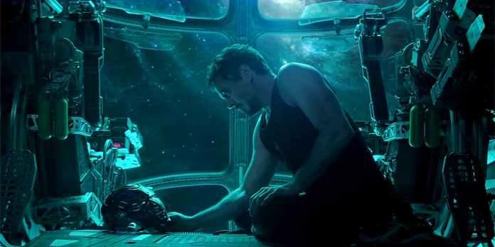 Tony Stark nel trailer di Avengers: Endgame