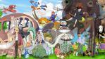 "Rivelate 5 aree del parco a tema ""Studio Ghibli"""