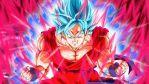 Dragon Ball Super: Broly -  feroce trasformazione di Goku