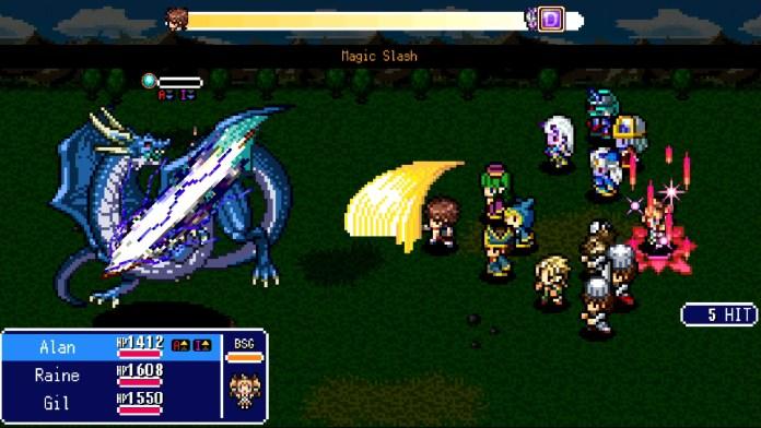 Alvastia Chronicles rpg mobile pc steam xbox gioco