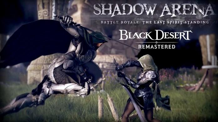 Black Desert Online battle royale Shadow Arena