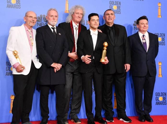 Bohemian Rhapsody Queen Golden Globes premio