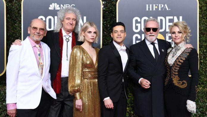 Bohemian Rhapsody Golden Globe 2019