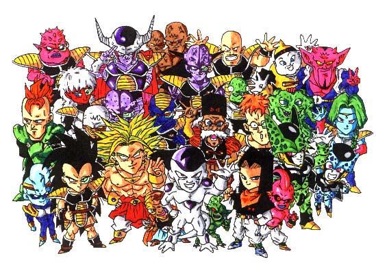 Dragon Ball Come Si Disegna Un Cattivo Davvero Cattivo Nerdpool
