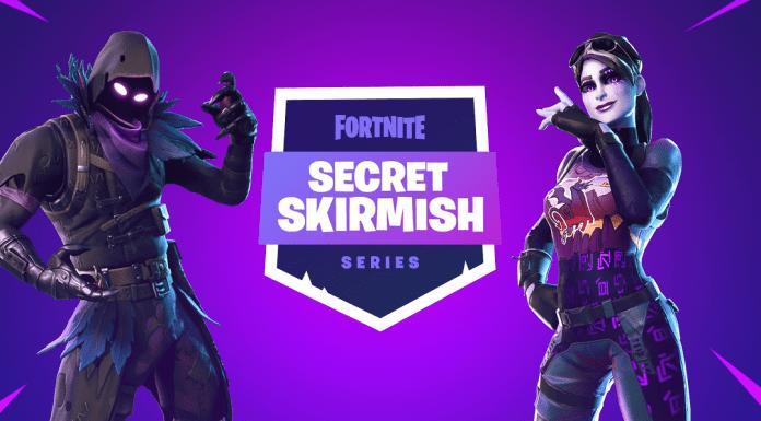 Fortnite Secret Skirmish torneo 2019