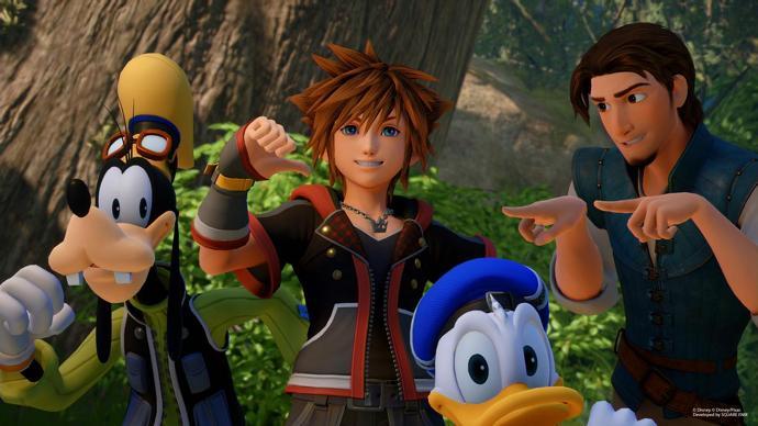 Kingdom Hearts III - DLC Remind