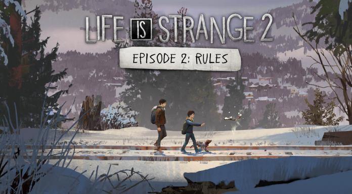 LiS 2 episodio 2 rules gioco PS4 PC