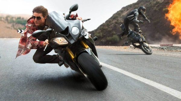 Mission: Impossible Tom Cruise Christopher McQuarrie Ethan Hunt
