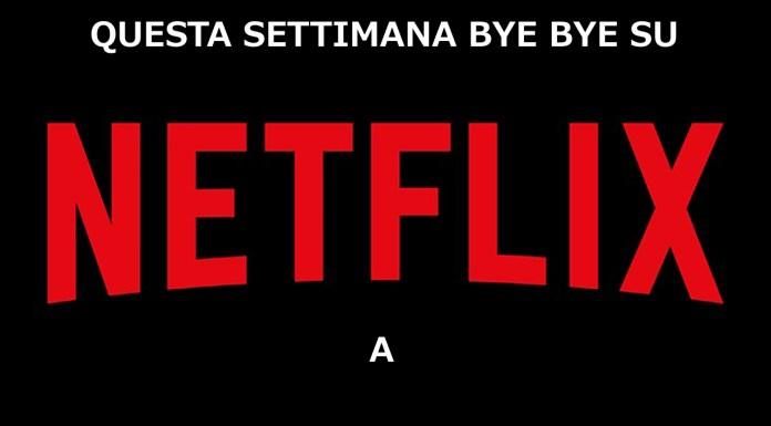 Netflix cancellazioni film serie tv settimana gennaio febbraio 2019