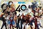SNK 40th Anniversary Collection: rilasciato il Crystalis trailer