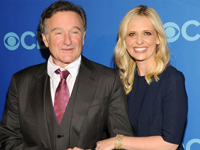 Sarah Michelle Gellar Robin Williams serie tv