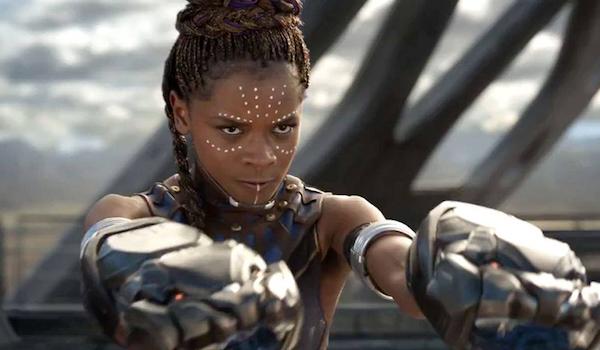 BAFTA : Letitia Wright (Black Panther)
