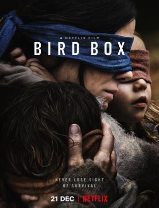 Bird Box: il film Netflix con Sandra Bullock