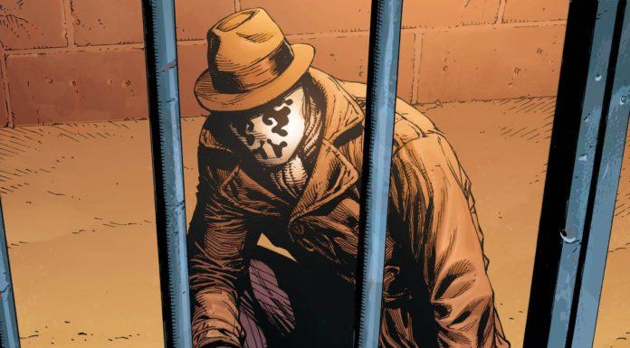 Rorschach - Watchmen HBO
