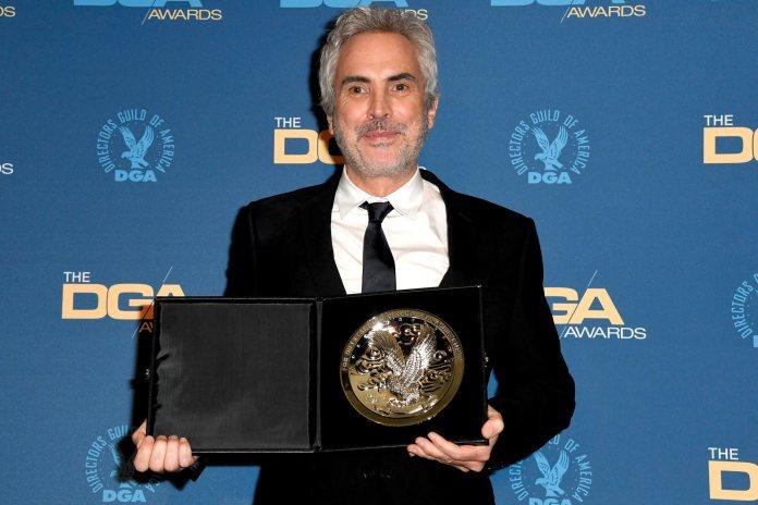 Alfonso Cuaron DGA
