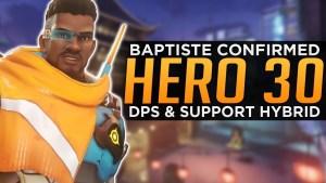 Overwatch: nuovo Eroe, Baptiste