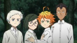 The Promised Neverland - Episodio 7: 011145 [Spoiler]