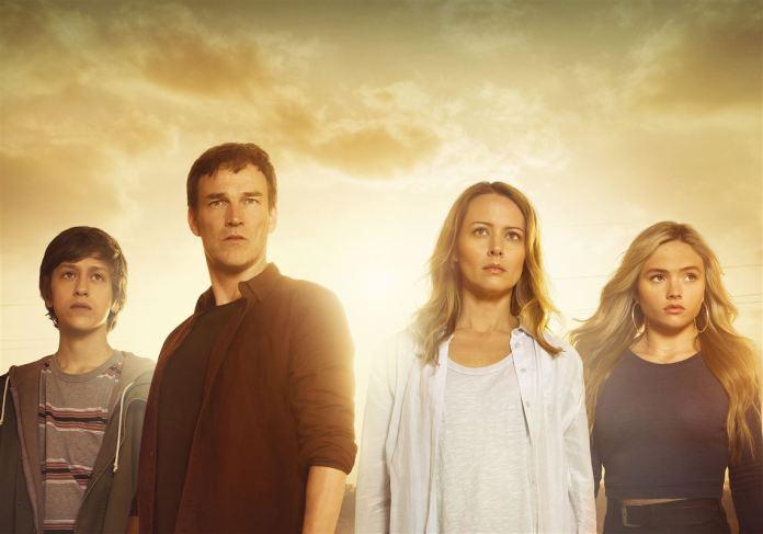 Grey's Anatomy Amy Acker The gifted serie sorella derek shepherd