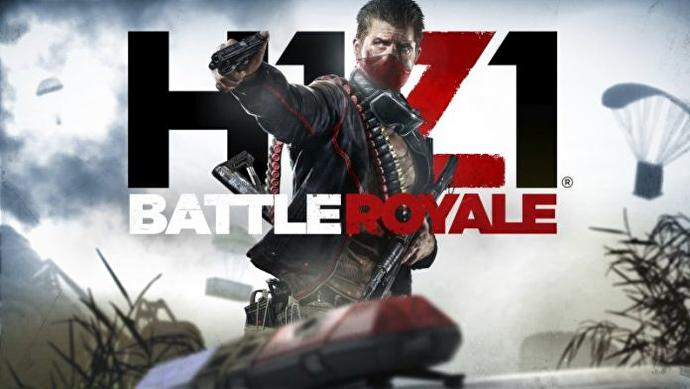 H1Z1 Battle Royale