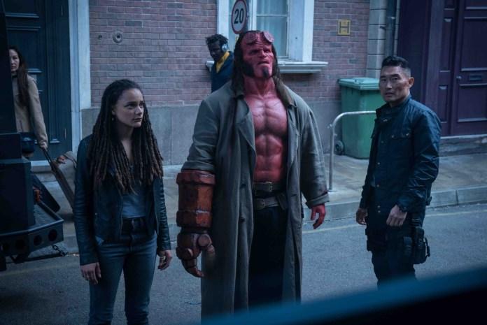 Hellboy - al cinema dall'11 aprile