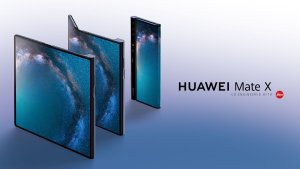 Huawei Mate X: Il nuovo smartphone cinese pieghevole