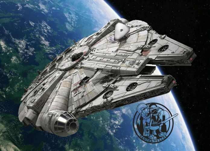 Millennium Falcon Star Wars Episodio IX