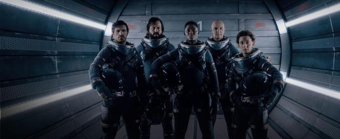 Nightflyers cast netflix syfy cancellata cancellato stagione Martin