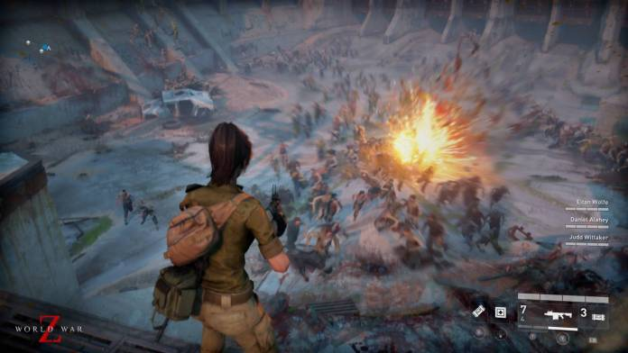 world war z zombie gameplay gioco epic games preorder data uscita pvpvz