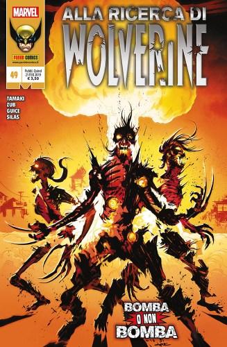 Alla ricerca di Wolverine 49