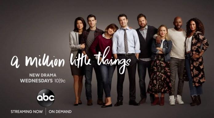 a million little things cast logo abc drama rinnovo seconda stagione 2