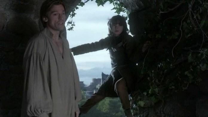 Jaime Lannister & Bran Stark