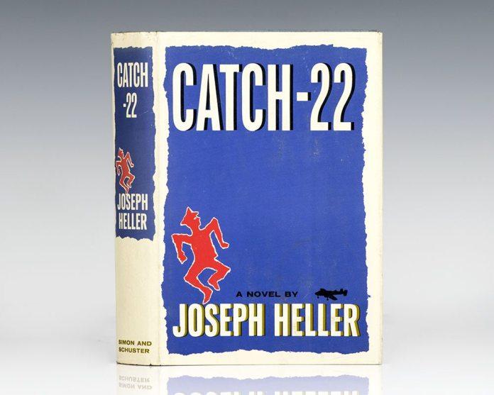 catch-22 libro joseph heller serie tv miniserie clooney